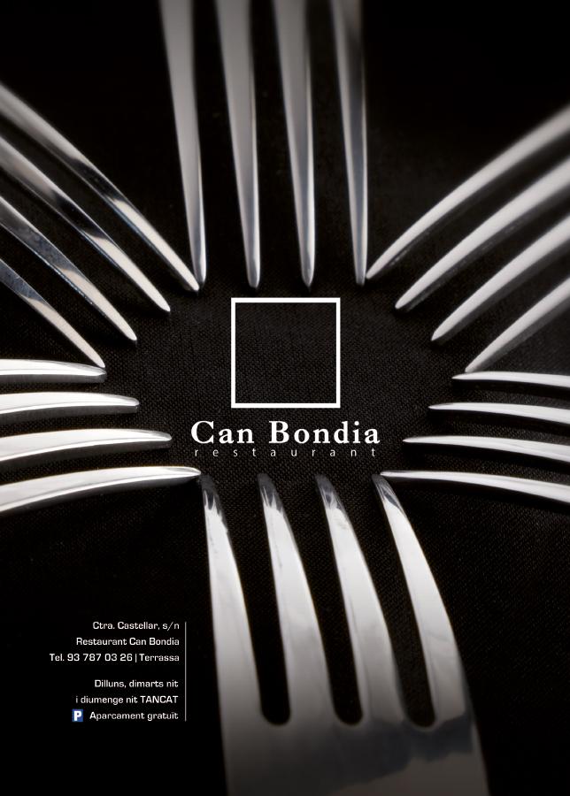 Can Bon Dia Restaurant Anuncio