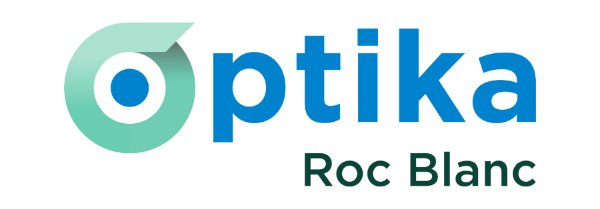 Optika Roc Blanc Logotip