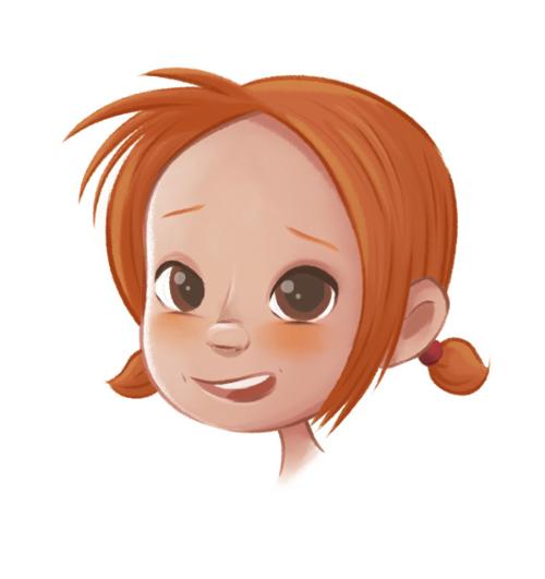 Personaje Ilustración