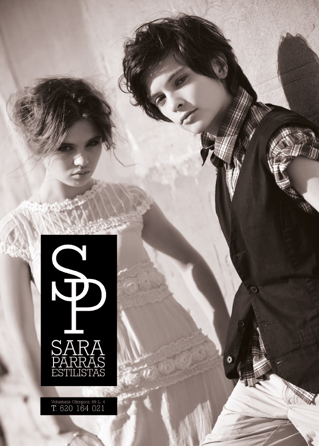 Sara Parras Anuncio y Marca