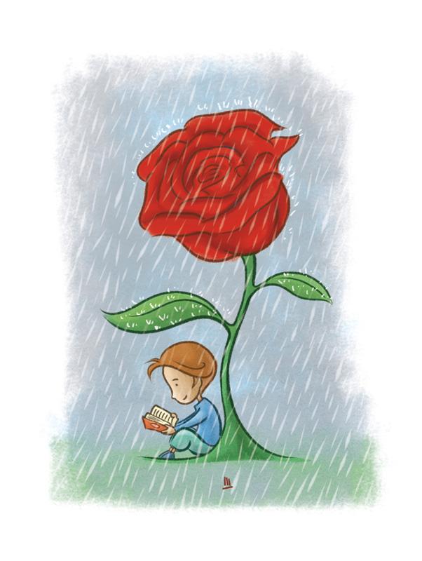 Sant Jordi Rose 2016