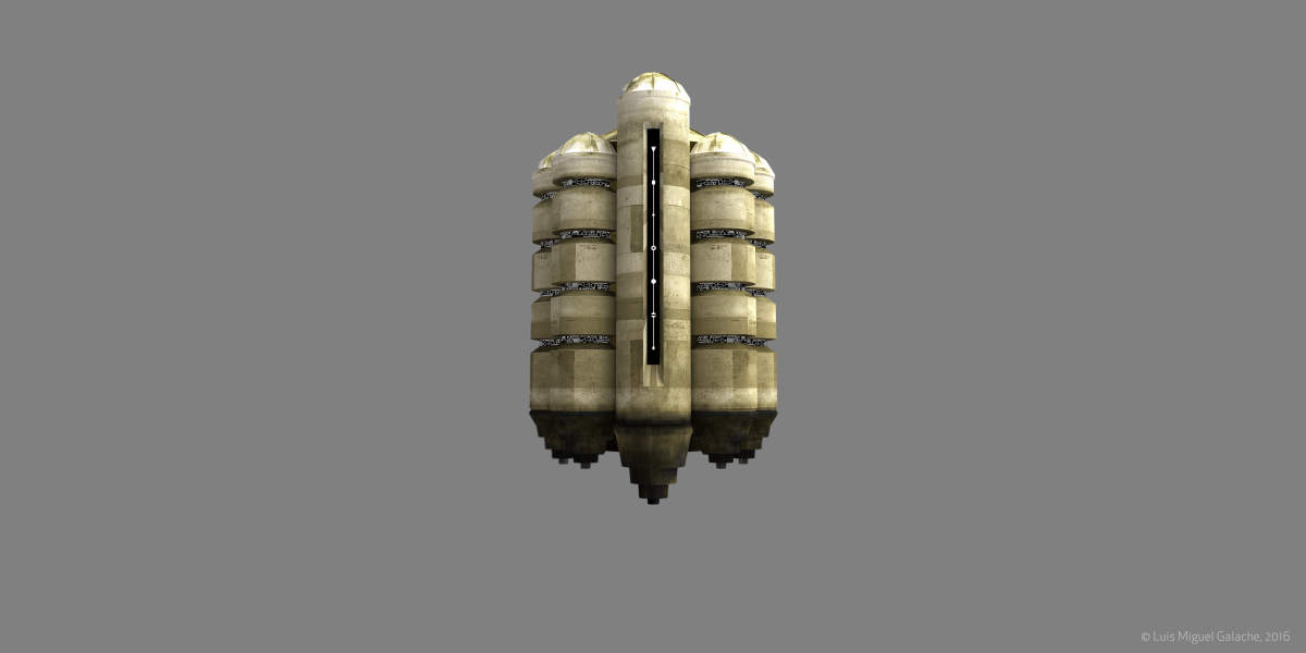 Frontier 3D